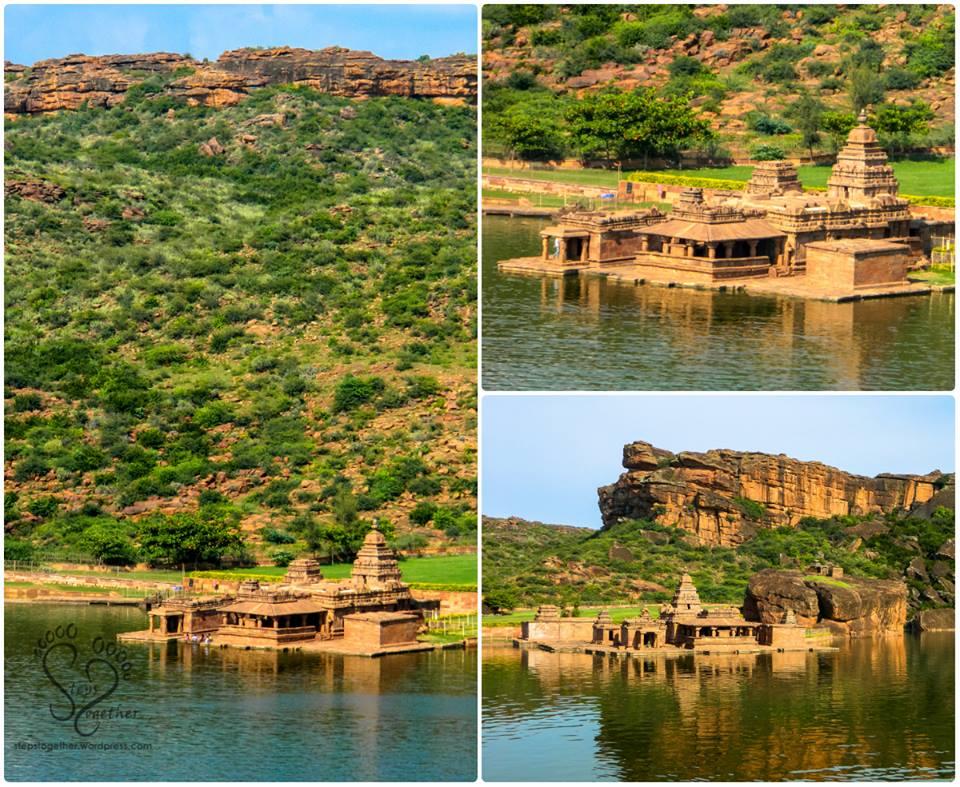 Agasthya Lake and Bhoothanatha Temple