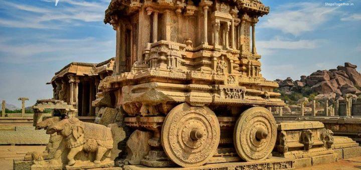 Stone Chariot of Hampi