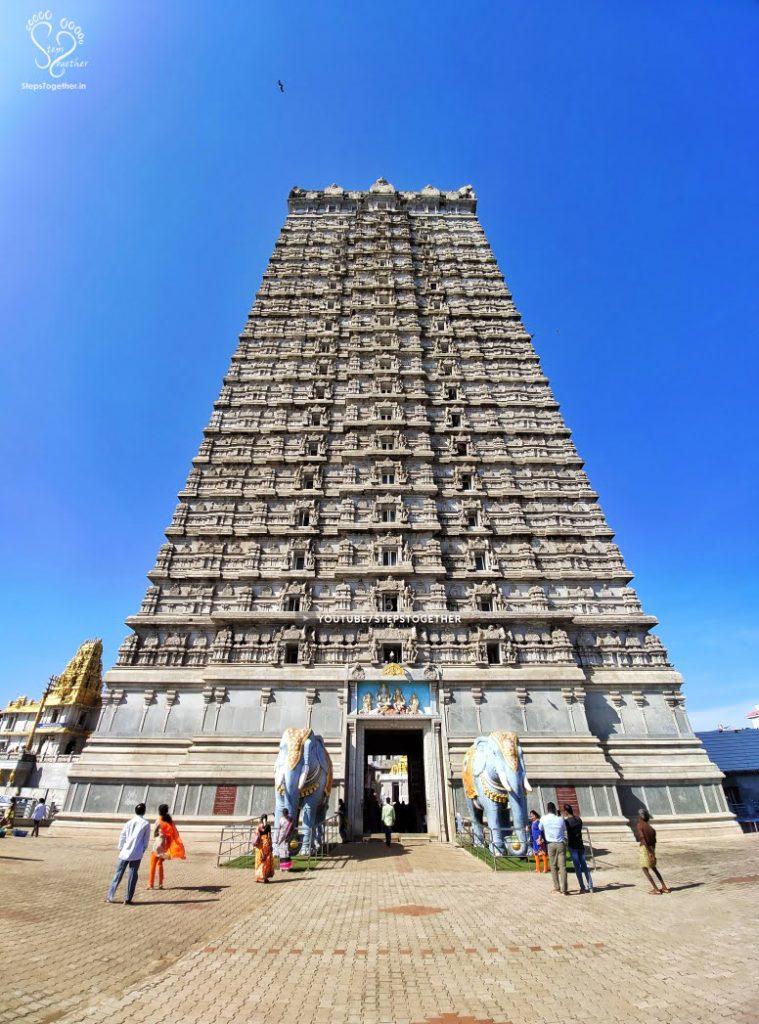 Murdeshwara Raja Gopura