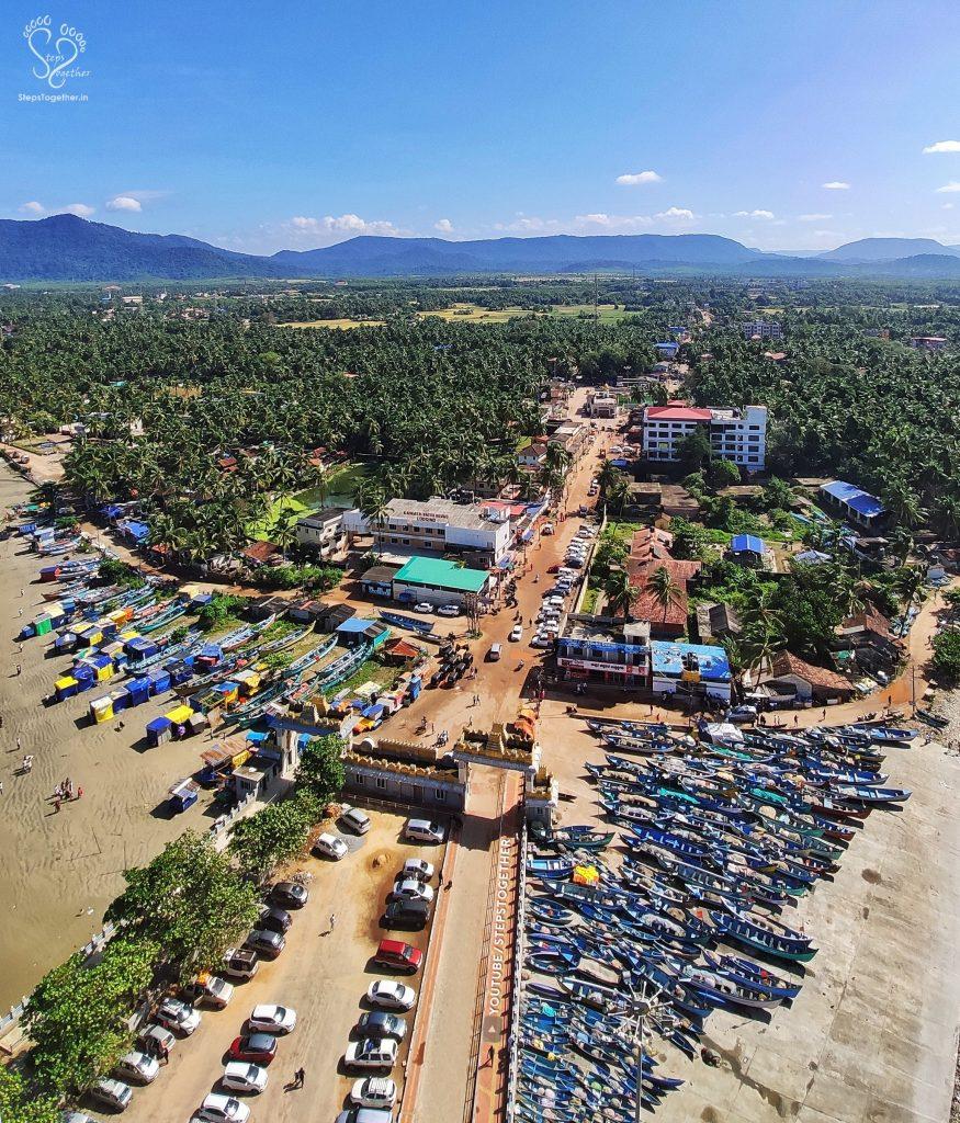 Murdeshwara Town