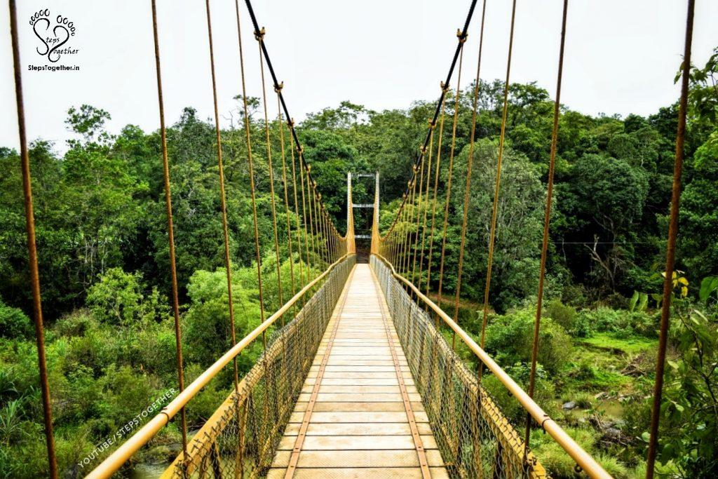 Sahasralinga Hanging Bridge