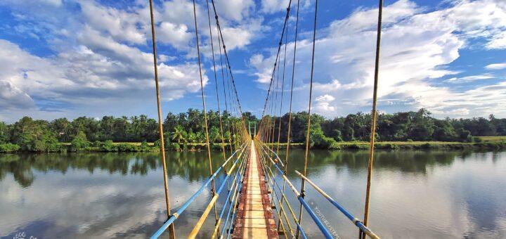 Heroor Hanging Bridge