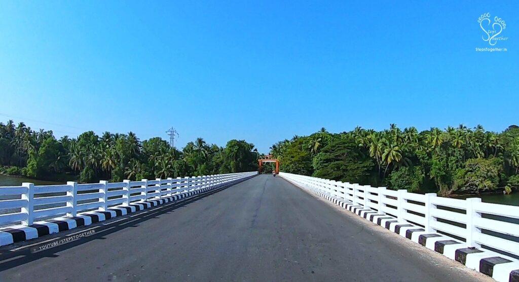 Barkur Bridge